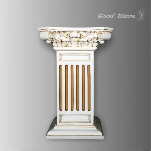 Decorative Plant Stand Square Column Pedestal Decorative Pedestals Columns By Goodwar Plant Pedestal Square Columns Architectural Columns