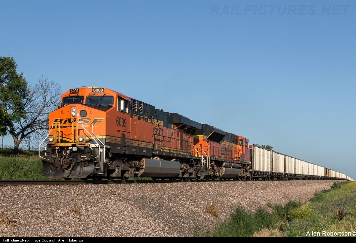 RailPictures Net Photo: BNSF 6009 BNSF Railway GE ES44AC at