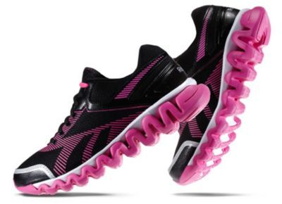 Reebok Womens ZigLite Electrify - Pink Ribbon Shoes  3 Help Reebok and Avon  find a cure for cancer  pinkribbon 47ceaee39