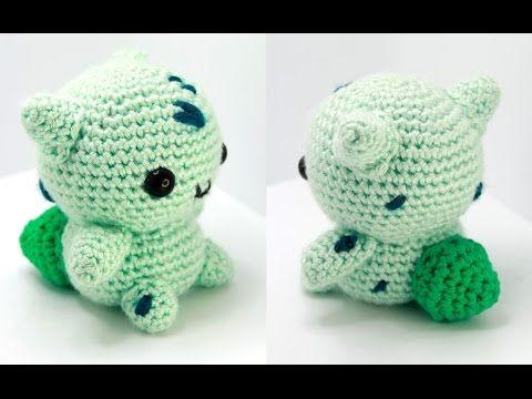 Pikachu Amigurumi Crochet Tutorial Part 1 Youtube Crochet