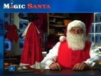 Fill out the magical form about the recipient and Santa will send you back a great personalized video via email!