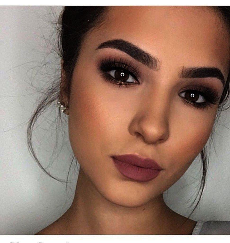 Natural Wedding Makeup Ideas To Makes You Look Beautiful