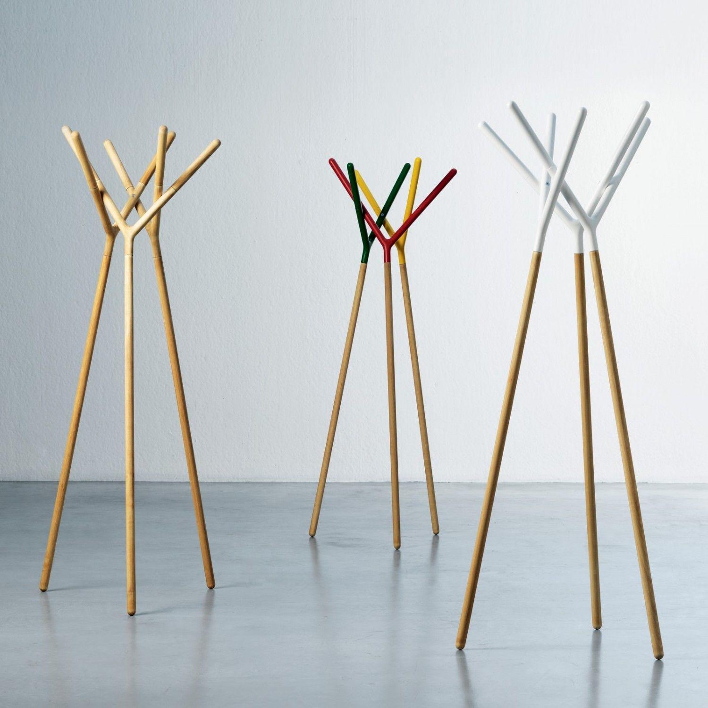 Appendiabiti di design in legno Game of Trust - ARREDACLICK   hang ...