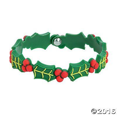 Holly Bracelets