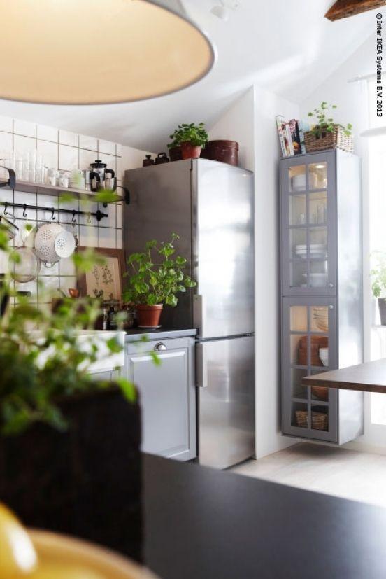 Une cuisine ouverte - IKEA FAMILY deco maison Pinterest - deco maison cuisine ouverte
