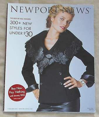 NEWPORT NEWS Catalog/ Fall Fashion/ 2005/ Veronika ...