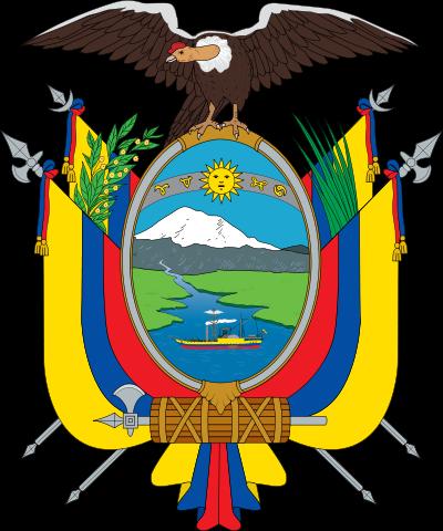 Ecuador Bandera De Ecuador Escudo De Armas Simbolos Patrios