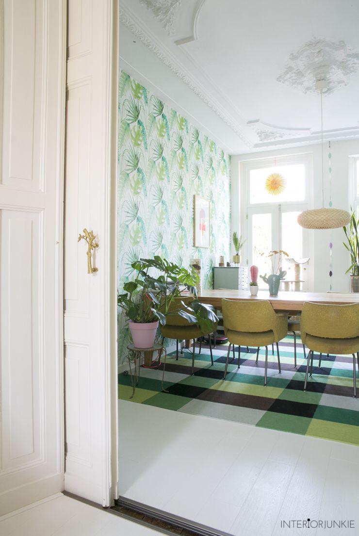 Huizentour in het kleurrijke huis van evelyn u otto home