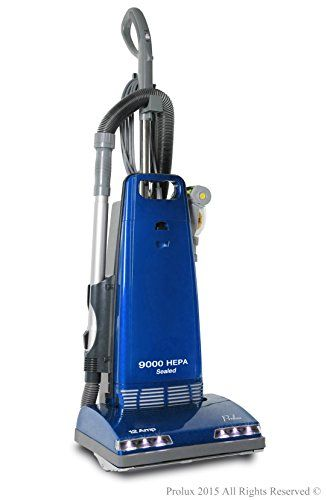 New Prolux 9000 Upright Sealed Hepa Vacuum With 12 Amp Motor On Board Tools And 7 Year Warranty Hepa Vacuum Upright Vacuums Pet Vacuum