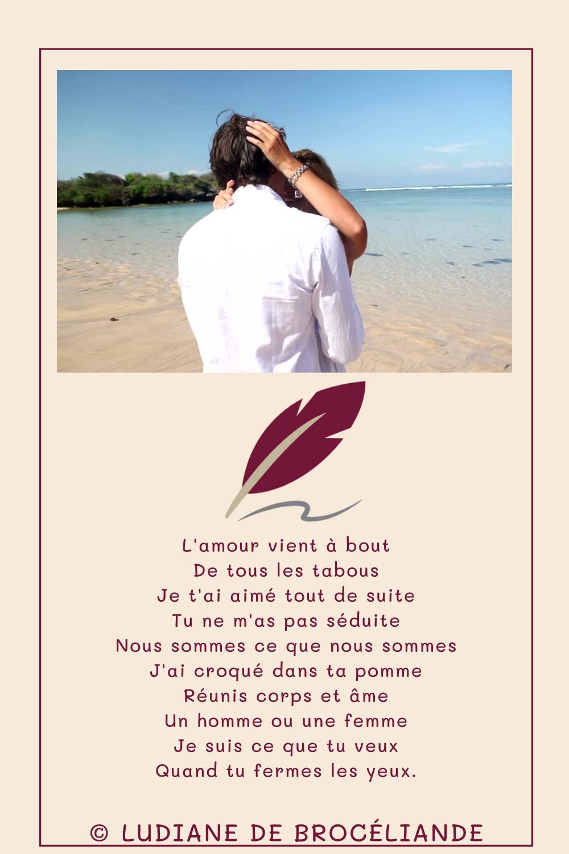 Poeme Pour Elle Que J Aime : poeme, Épinglé, Poésie, Poèmes
