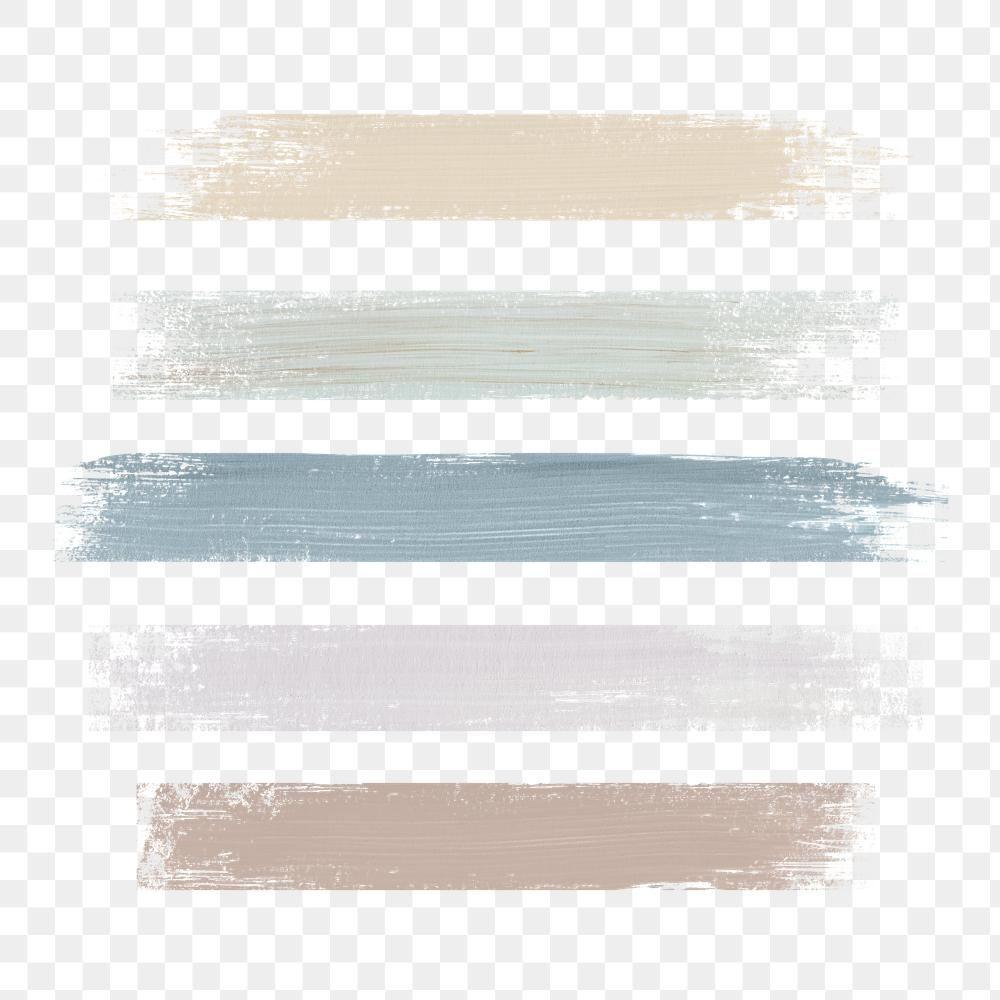 Pastel Acrylic Brush Strokes Transparent Png Free Image By Rawpixel Com Desain Sampul Buku Templat Power Point Bingkai Foto