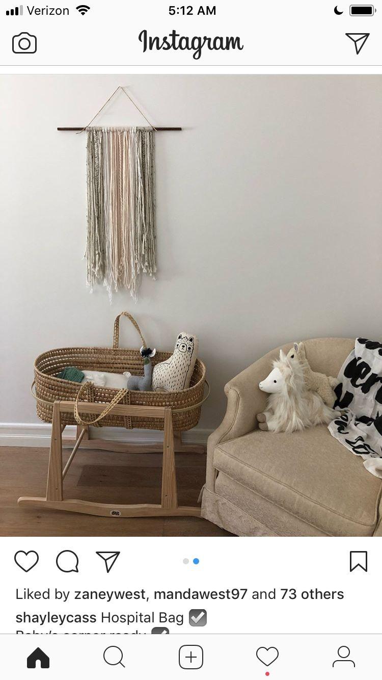 Yarn & dowel Home decor, Decor, Blanket