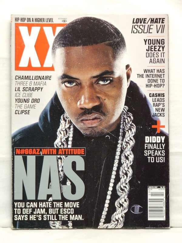 XXL MAGAZINE NAS YOUNG DRO JEEZY DIDDY THE GAME CLIPSE on PopScreen - fresh blueprint 2 nas diss lyrics