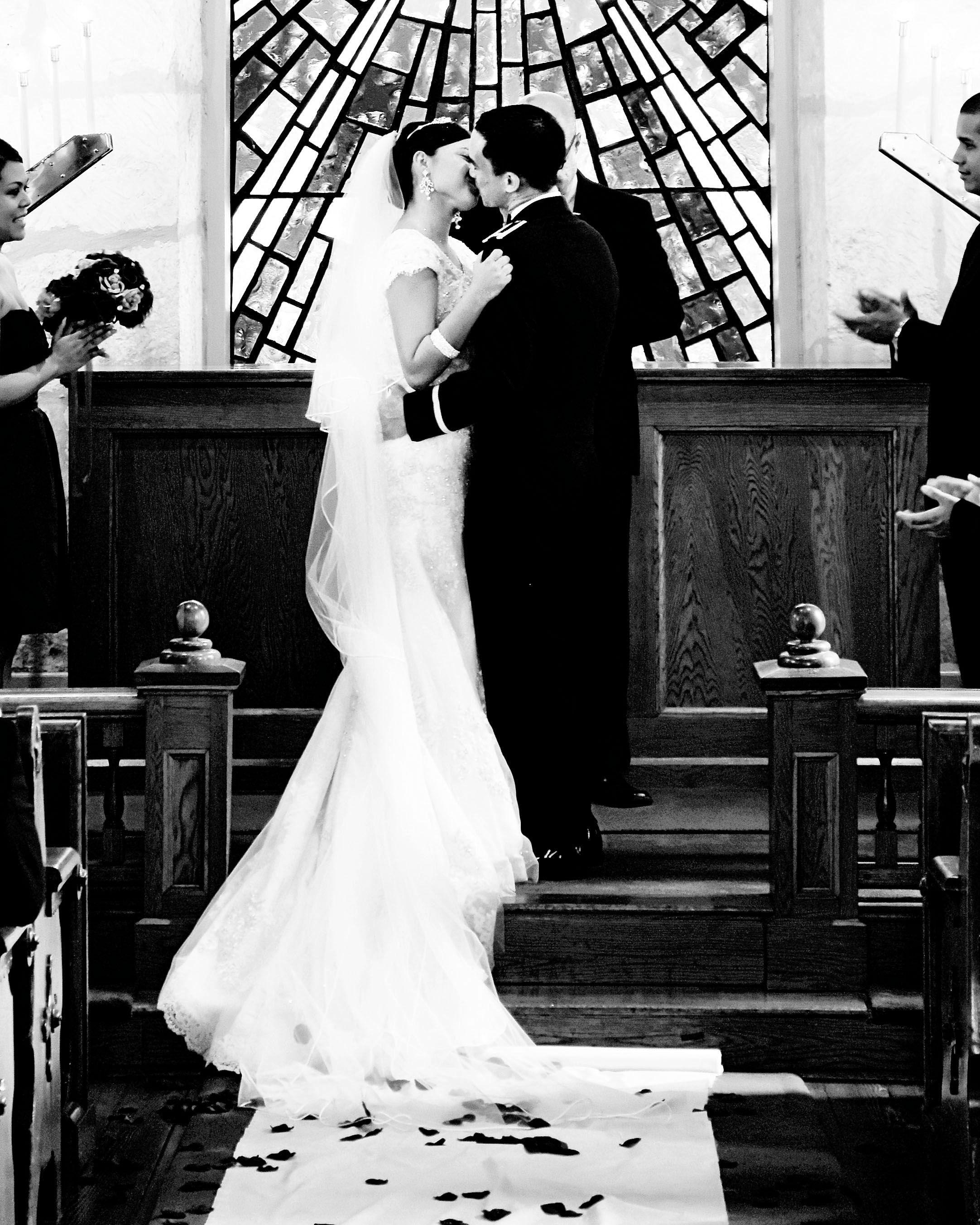 Best 25 First Kiss Wedding Ideas On Pinterest First