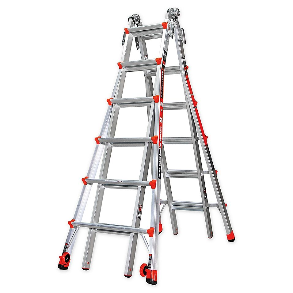 Little Giant Revolutionxe 26 Foot Type Ia Aluminum Ladder Ladder Step Ladders Little Giants