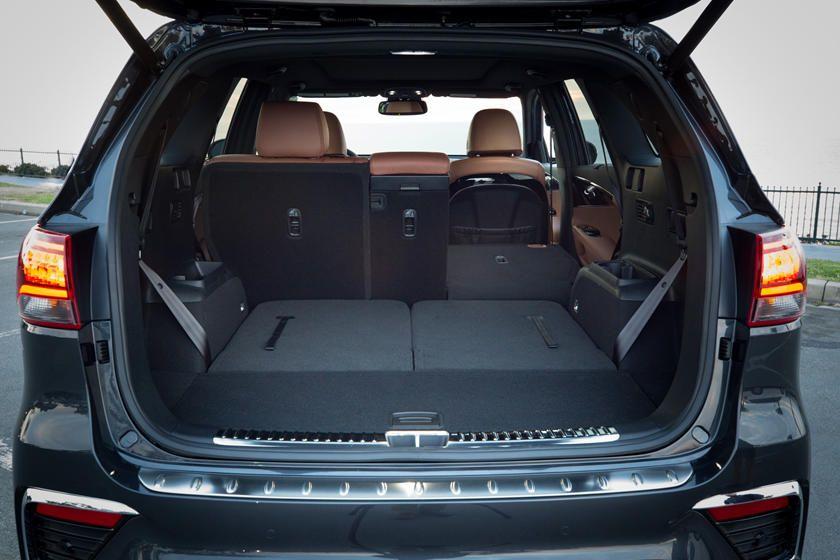 2020 Kia Sorento Trunk Space With Seat Folded Photo In 2020 Kia Sorento Sorento Kia