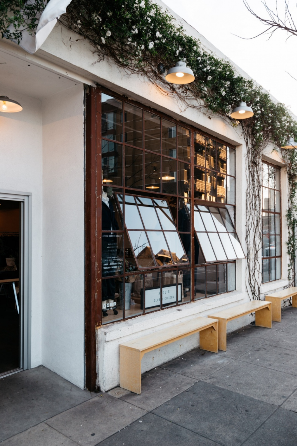 August Moodboard // Savor It   Cafe exterior, Restaurant ...
