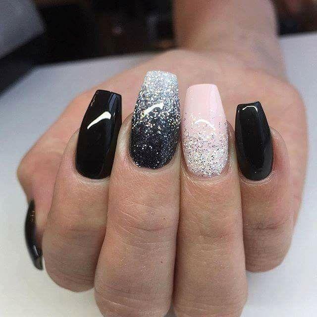 Pin de Lauren Nesby en Nails   Pinterest   Decoración de uñas y ...