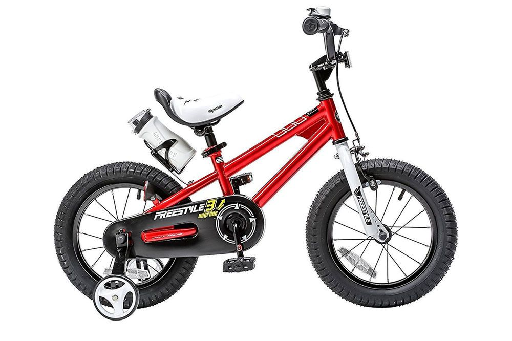 New Bmx Freestyle Kids Bike W Training Wheels 16 Inch Children S Bicycle Cycling Royalbaby Boy Bike Best Kids Bike Kids Bicycle