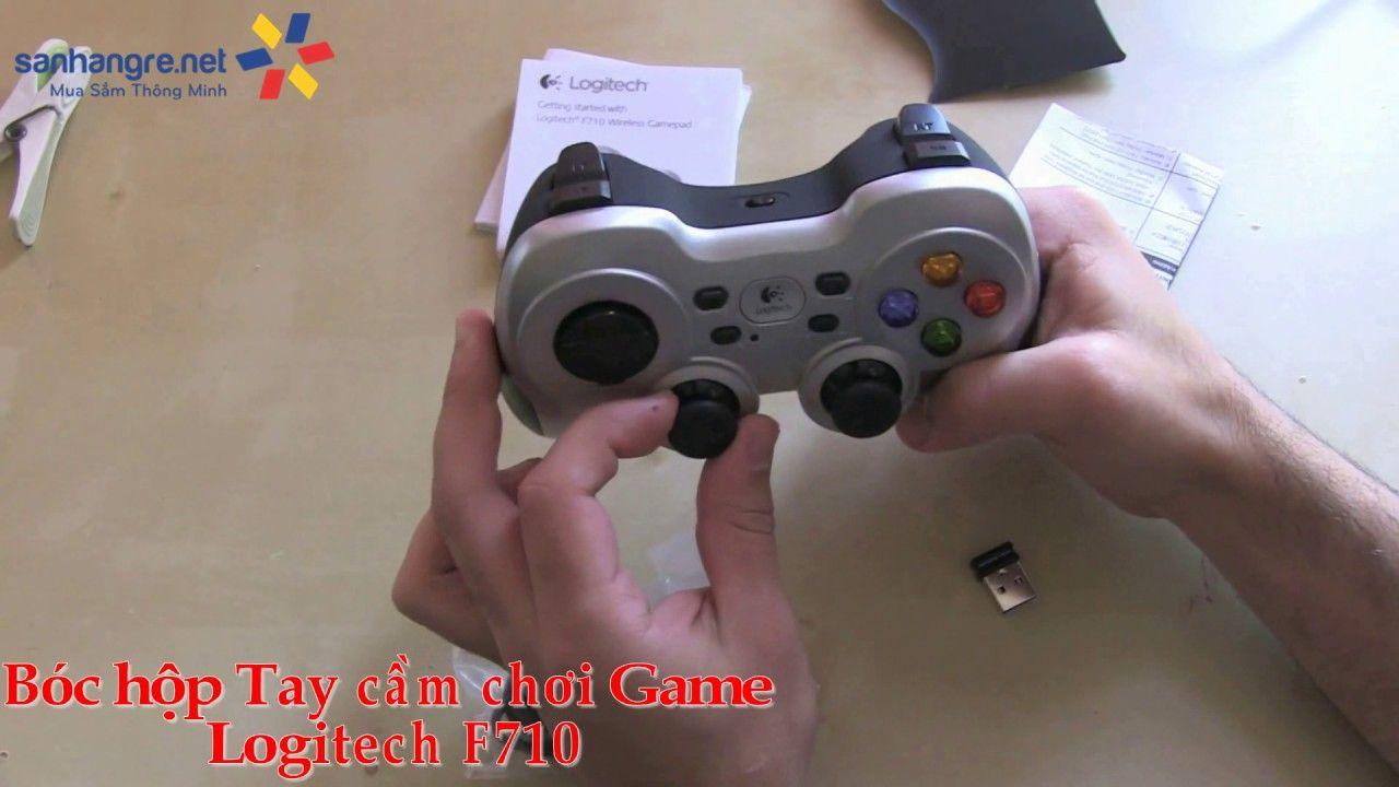 Info Harga Logitech F710 Wireless Terbaru 2018 Eastpak Padded Pakamp039r Backpack Merah Tay Cm Chi Game Gamepad Rao Vat Mien Phi