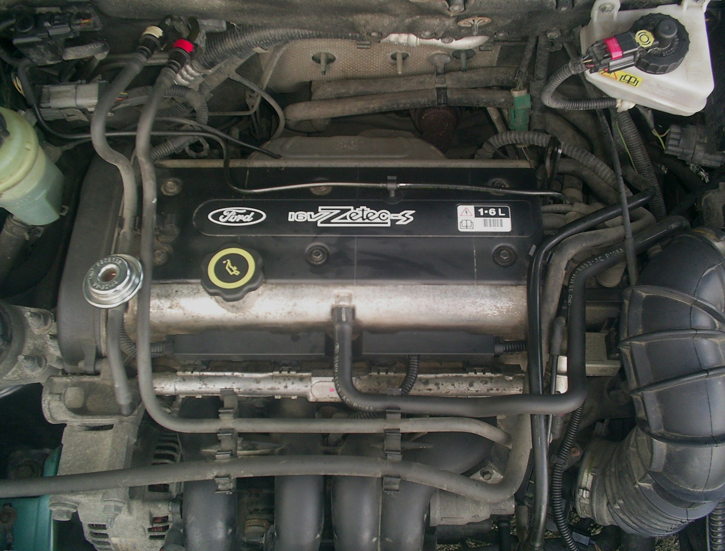 Ford Focus 5 5 Zetec Engine Diagram In 2020 Ford Focus Engine