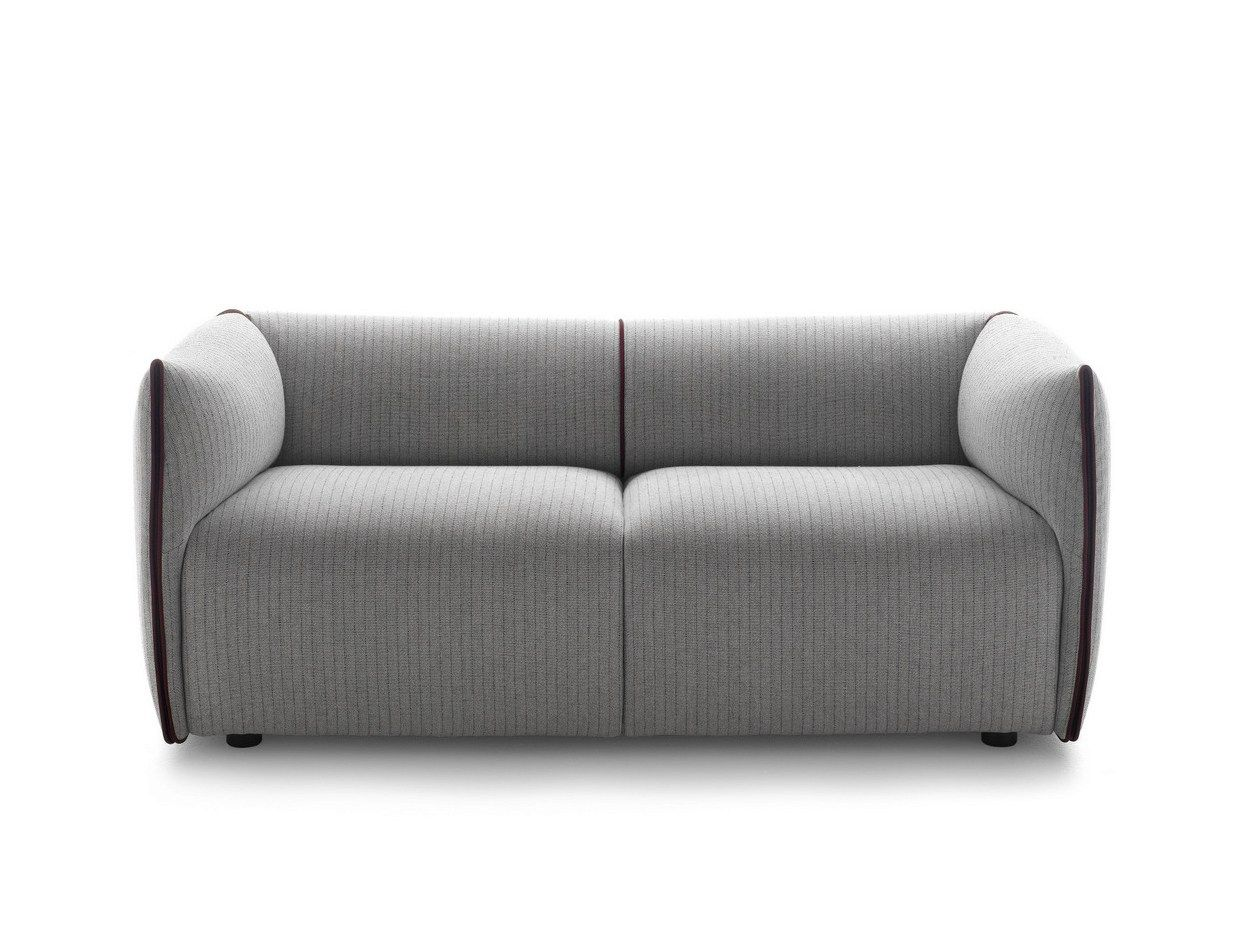 2 Seater Fabric Sofa With Removable Cover Mia
