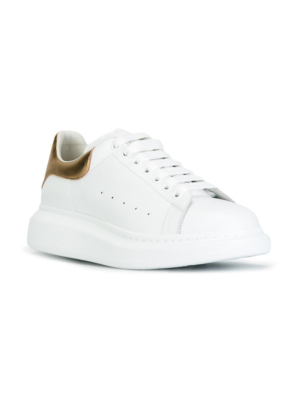 ALEXANDER MCQUEEN extended sole sneakers  575   Sneakers - Alexander ... 8185ff5c379