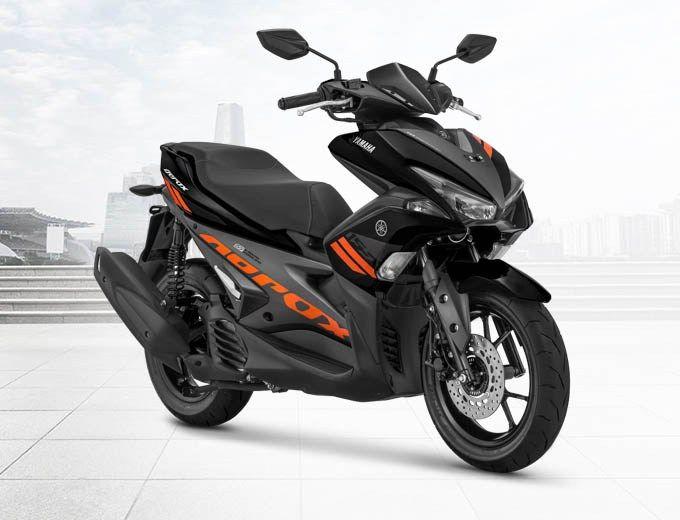 Yamaha Aerox 155 Vva Makin Keren Dengan Warna Baru Harga Mulai 22