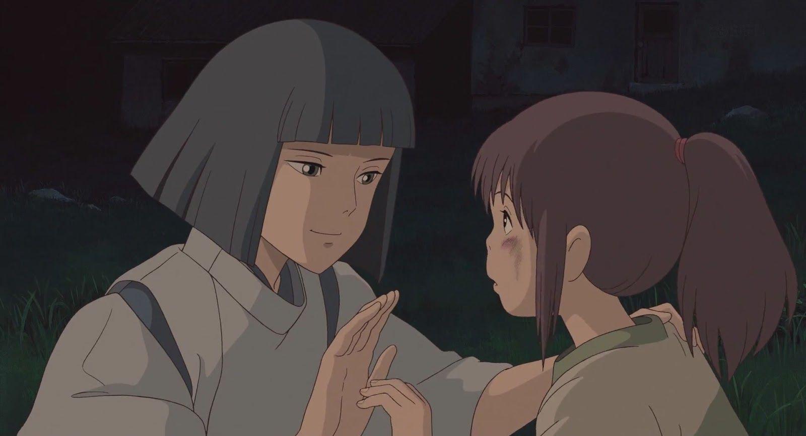 A Viagem De Chihiro Legendado Audio Japones Full Hd 1080p