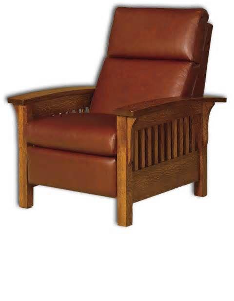 Antique mission style recliner chair  sc 1 st  Pinterest & Antique mission style recliner chair | SOFAS u0026 FUTONS | Pinterest ... islam-shia.org