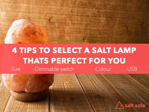 Salt Lamp Good For Health : 4 Tips to Select a Himalayan Salt Lamp Thats Perfect for You Salt Sole Himalayan Salt ...