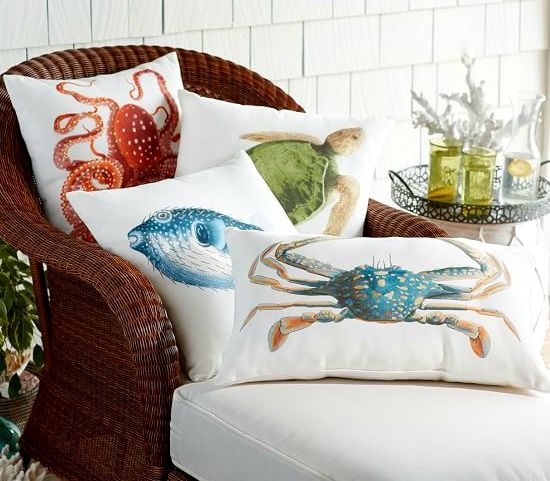 Outdoor Pillows Under 40 Beach Pillows Outdoor Pillows