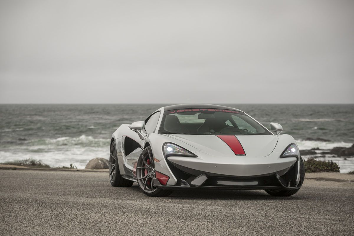 Vorsteiner Gives The Mclaren 570s Some Bite And Style Super Cars