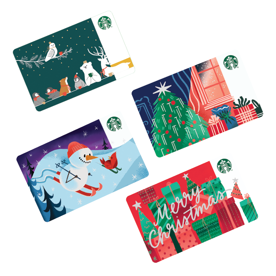 Starbucks Malaysia Gift Card Design Card Design Starbucks Card