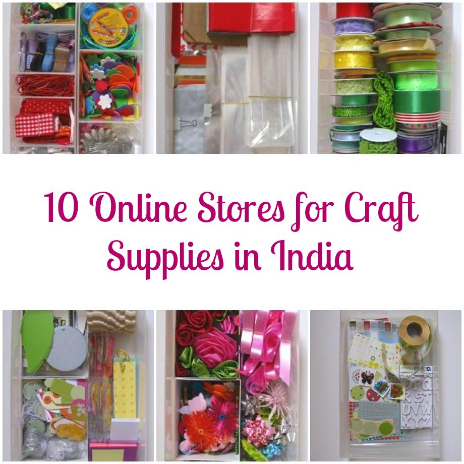 Craft Supplies Online India Activities For Kids Craft Supplies
