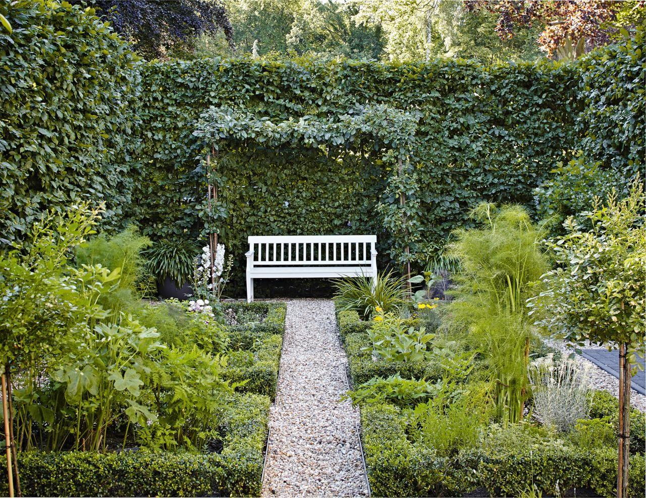 Garten Schöner Wohnen den garten gestalten gartenplanung auf wenig raum