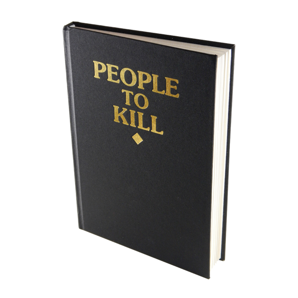 how to kill book