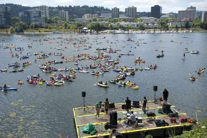 The World Float Eventbrite Float Oregon Portland Oregon