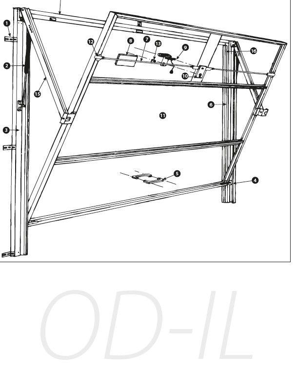 r sultat de recherche d 39 images pour verin porte garage basculante porte garage pinterest. Black Bedroom Furniture Sets. Home Design Ideas