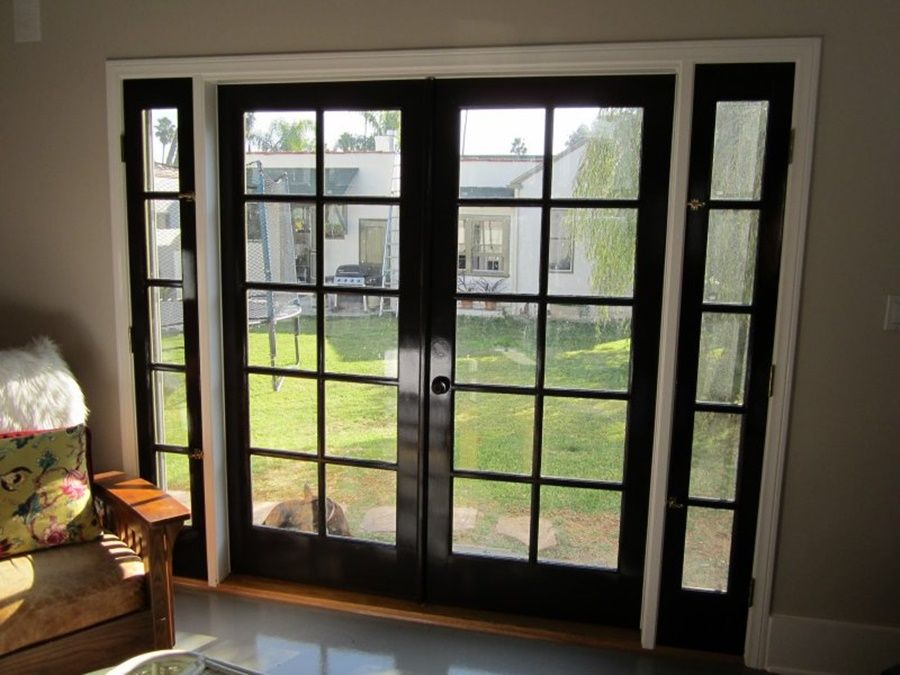 Pin By Aly Truss On House French Doors With Sidelights French Doors Interior French Doors Patio