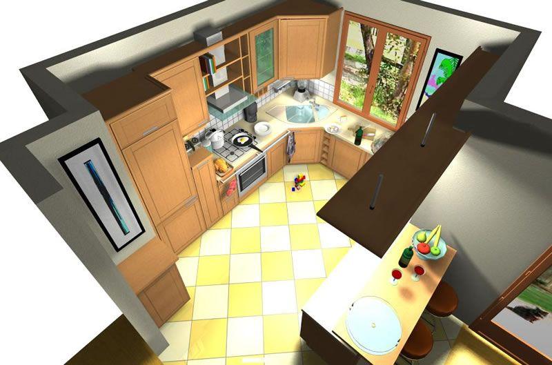 برنامج Kitchen Draw 4 5 لتصميم المطابخ والحمامات منتدى فتكات Beautiful Kitchens Beautiful Decor Decor