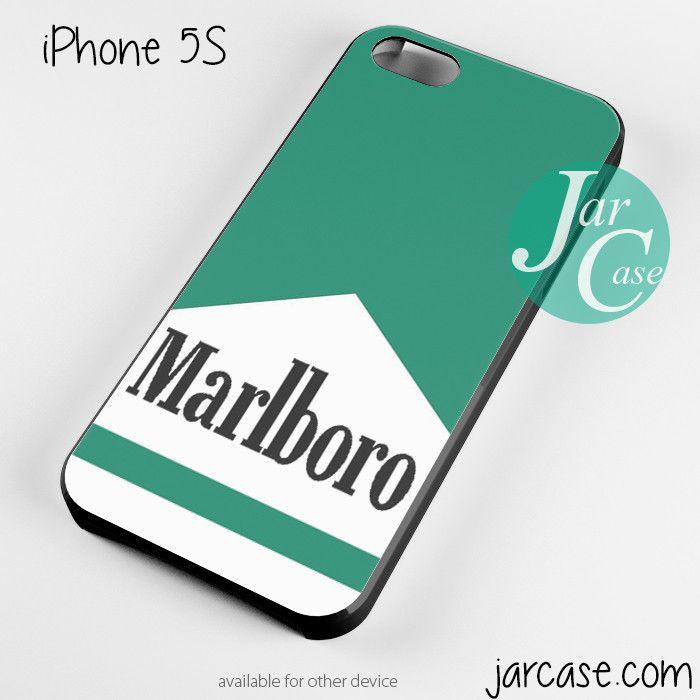green marlboro Phone case for iPhone 4/4s/5/5c/5s/6/6 plus