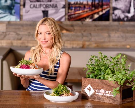 Tracy Anderson\u0027s Healthy Tips GoGloow Power lunch fitness