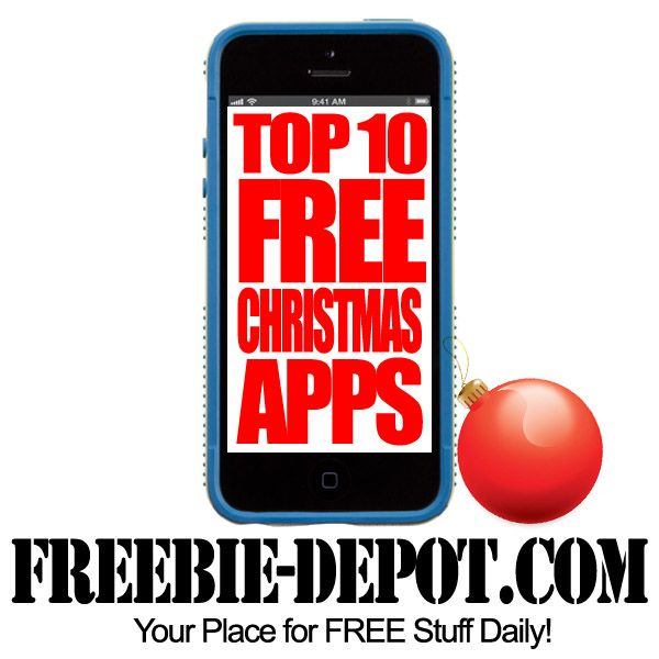 free christmas apps - Free Christmas Apps