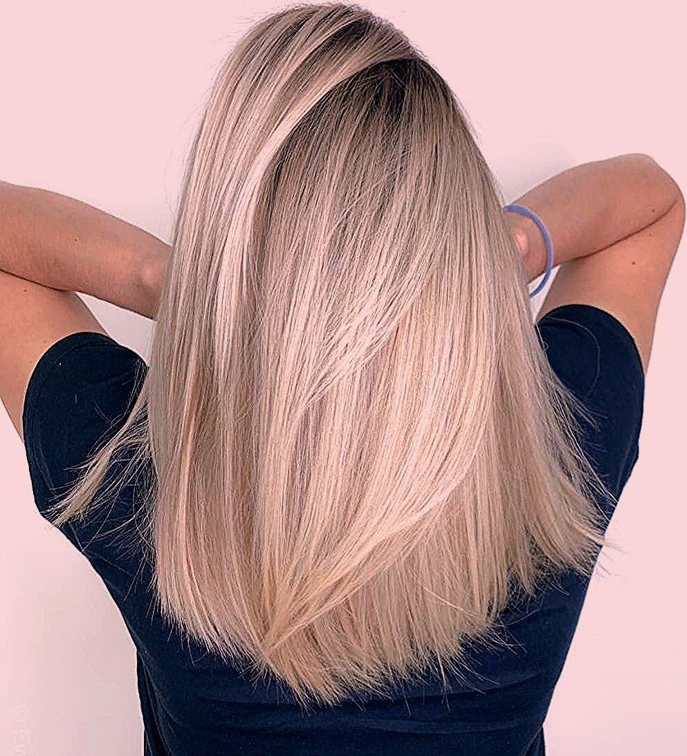 67 Wunderschöne Balayage Haarfarbe Ideen - Blondes Ombré-Haar - Fabmood   Hoch... - Katie