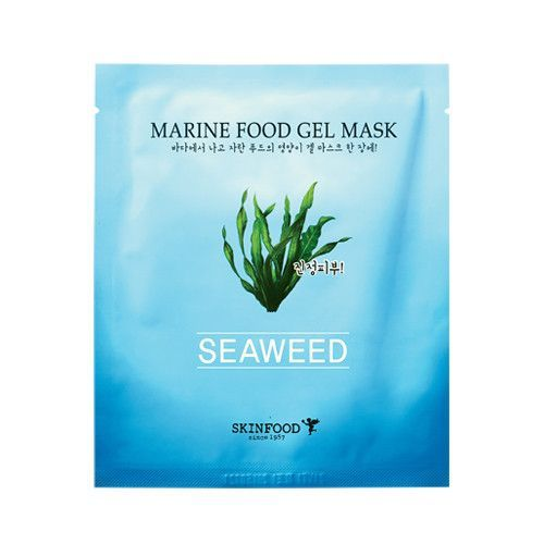 Marine Food Gel Mask (Seaweed)