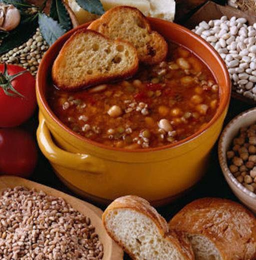 CIAVARRO piatto tipico di Ripatransone di Ascoli Piceno nelle Marche ...