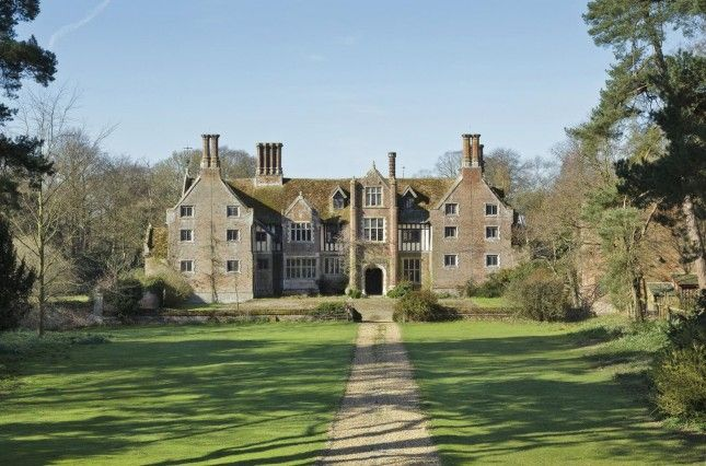 16th Century Rainthorpe Hall Tasburgh Norfolk England Another Long And Interesting Description In The Middle Of The 16th Century Rainthorpe Was Owned