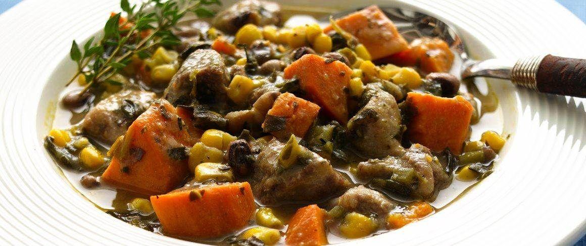 Downhome pork stew recipe home cooked dog food pork