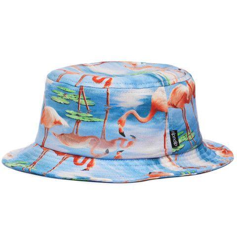 Flamingo bucket hat ripanddip  b2cd3cb77c7